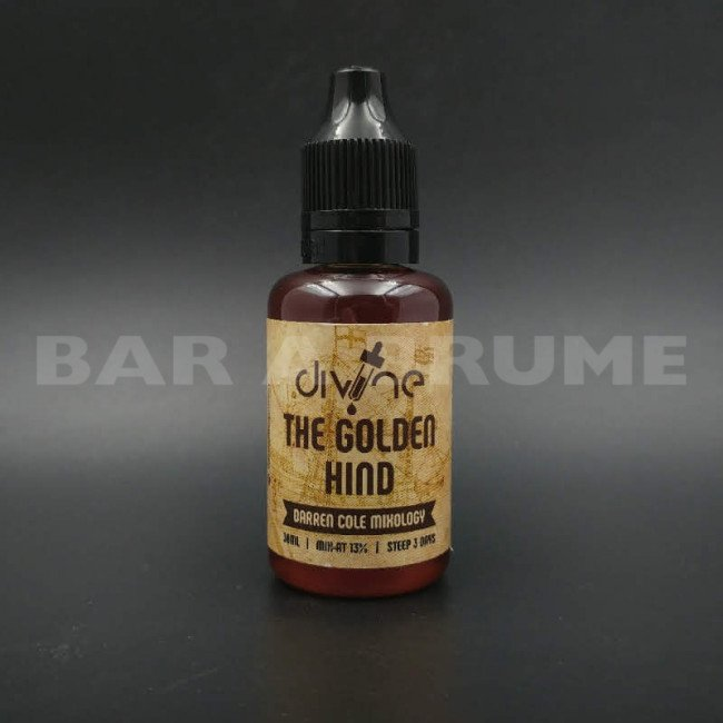 The Golden Hind 30ml - Divine