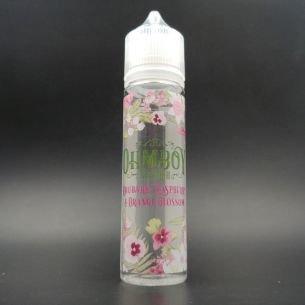 Rhubarb, Raspberry & Orange Blossom 50ml 0mg - OhmBoy