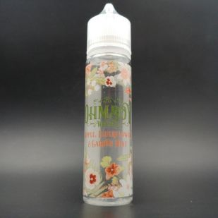 E-liquide Apple, Elderflower & Garden Mint 50ml 0mg - OhmBoy