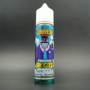 Frozen Breezer 50ml 0mg - Saiyen Vapors (Swoke)