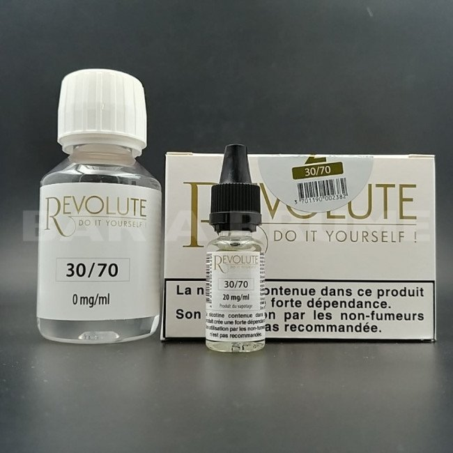 Base Pack TPD 100ml 2mg 30/70 - Revolute