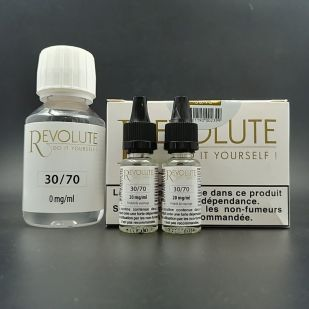 Base Pack TPD 100ml 4mg 30/70 - Revolute
