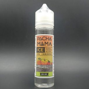 Ice Fuji Apple Strawberry Nectarine 50ml 0mg - Pacha Mama