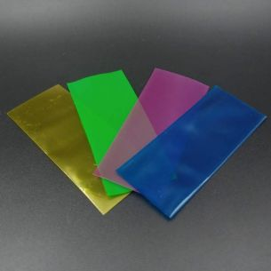 Wrap Accu 18650 Transparent
