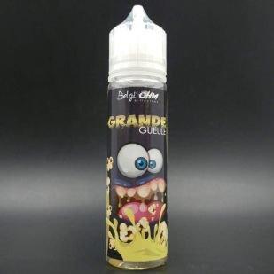 La Grande Gueule 50ml 0mg - Belgi'Ohm