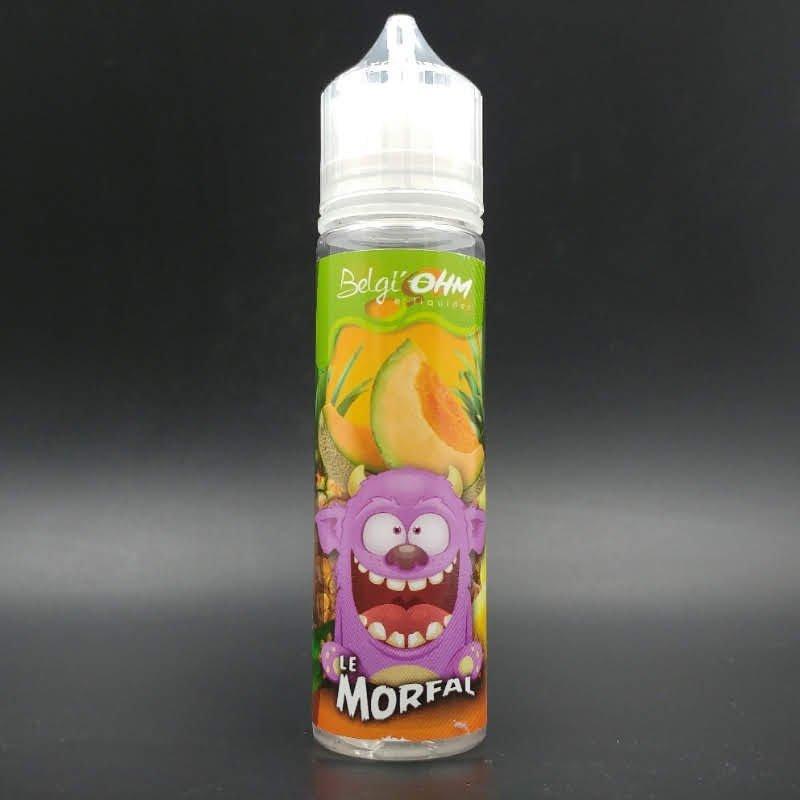 Le Morfal 50ml 0mg - Belgi'Ohm