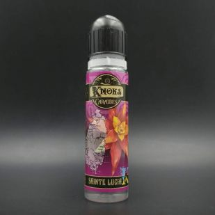 Sainte Lucia 50ml 0mg - Knoks Caraïbes