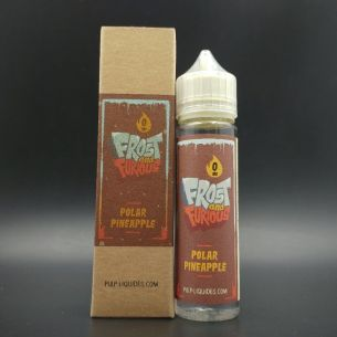 Polar Pineapple 50ml 0mg - Frost and Furious (Pulp)