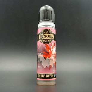 Saint Barth 50ml 0mg - Knoks Caraïbes