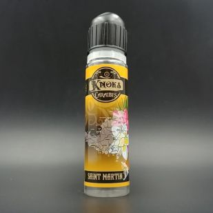 Saint Martin 50ml 0mg - Knoks Caraïbes