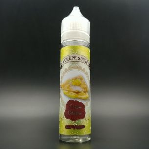 Crêpe Citron 50ml 0mg - La Crêpe Sucrée