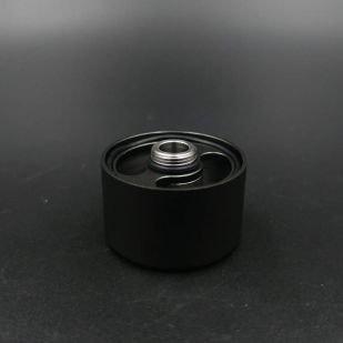 Tube D'Extension Precisio RTA Black - Fumytech