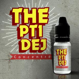 The Pti Dej 10ml DLUO - Concentré Vape Or DIY