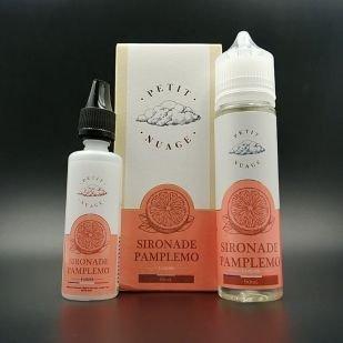 E-liquide Sironade Pamplemo 60ml 0mg - Petit Nuage