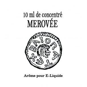 Merovée 10ml - Concentré 814