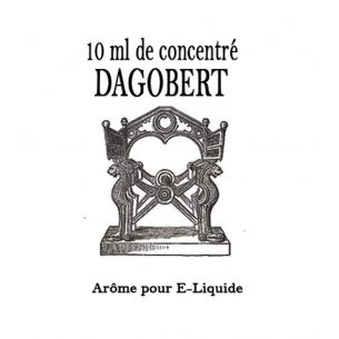 Dagobert 10ml - Concentré 814