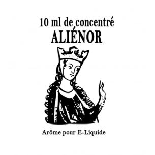 Alienor 10ml - Concentré 814