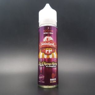 Le Chouchou Si Craquant 50ml 0mg - Flavour Power