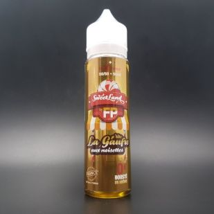 La P'tite Gaufre Aux Noisettes 50ml 0mg - Flavour Power