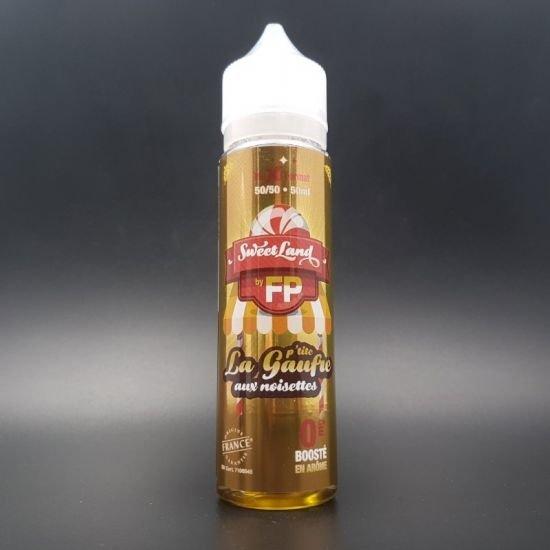 La P'tite Gaufre Aux Noisettes 50ml 0mg - Flavour Power