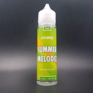 Summer Melodiz 50ml 0mg - Chubbiz