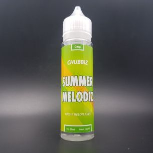 Summer Melodiz 50ml 0mg - Chubbiz