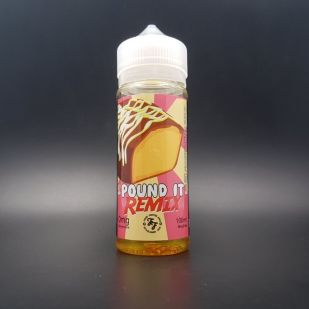 Pound It Remix 100ml 0mg - Food Fighter Juice