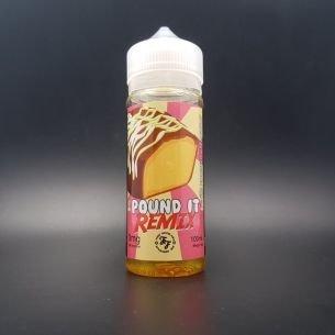 Pound It Remix 100ml 0mg - Food Fighter Juice