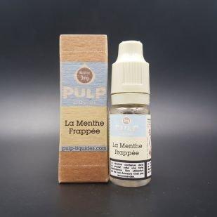 E-liquide La Menthe Frappée 10ml - Pulp