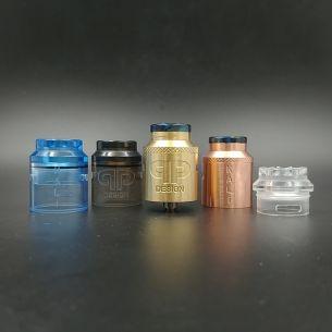 Kali V2 RDA Brass Edition - QP Design