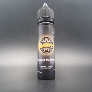 E-liquide Custard Pudding 50ml 0mg 50/50 - CustoMixed