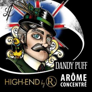 Dandy Puff 10ml - Concentré High End Revolute