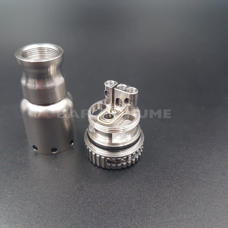 Kit Ratel XS 80W - MechLyfe -