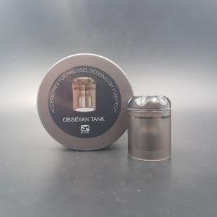 Réservoir Precisio MTL Obsidian Polycarbonate - BD Vape -