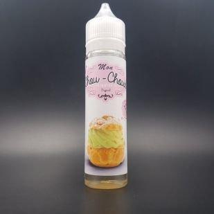 E-liquide Mon Chou-Choux A La Pistache 50ml 0mg- Mon Chou-Choux