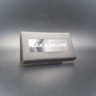 Protection Boitier accus 2x20700 Noir - Bar A Brume