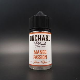 E-liquide Mango Passion 50ml 0mg - Orchard (Five Pawns)