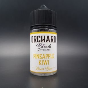 E-liquide Pineapple Kiwi 50ml 0mg - Orchard (Five Pawns)
