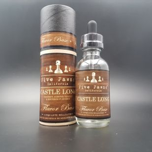 Castle Long 50ml 0mg - Five Pawns