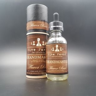 E-liquide Grandmaster 50ml 0mg - Five Pawns