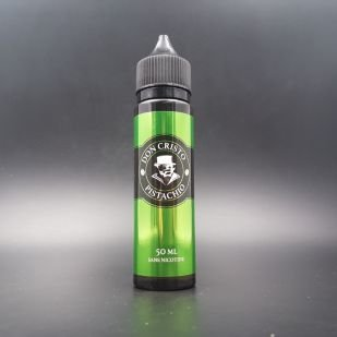 E-liquide Don Cristo Pistachio 50ml 0mg - PGVG Labs
