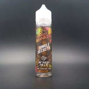 E-liquide Jungle Secrets 50ml 0mg - Twelve Monkeys