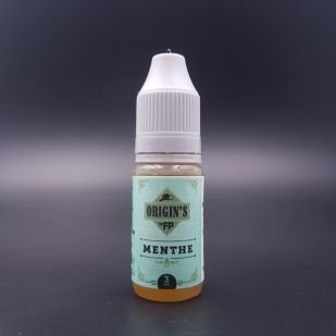 E-liquide Menthe 10ml - Origin's (Flavour Power)