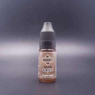 Brun Salt 10ml - Origin's (Flavor Power)