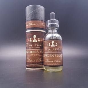 Bowden's Mate 50ml 0mg - Five Pawns