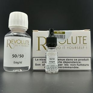 Base Pack TPD 100ml 2mg 50/50 - Revolute
