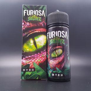 E-liquide Myrh 80ml 0mg - Furiosa Skinz