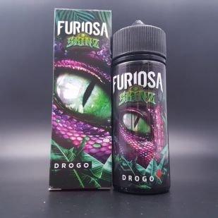 E-liquide Drogo 80ml 0mg - Furiosa Skinz