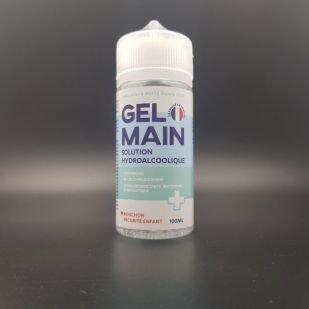 Gel Main Solution Hydroalcoolique 100ml - Laboratoire Mathé