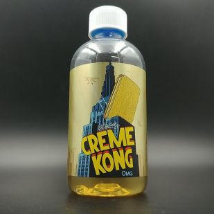 Creme Kong 200ml 0mg - Joe's Juice
